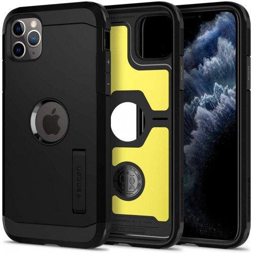 Spigen iPhone 11 Pro Case Tough Armor - Black