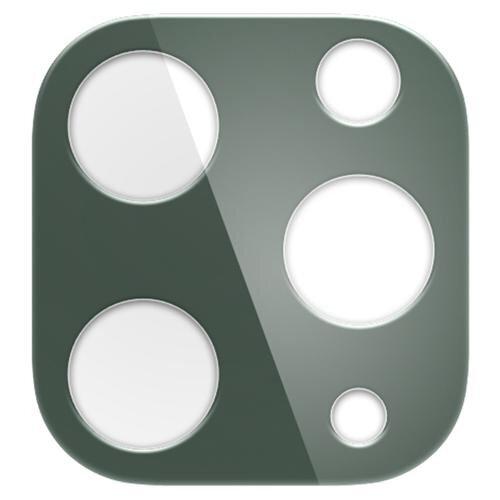 Spigen iPhone 11 Pro Max / 11 Pro Full Cover Camera Lens Screen Protector - Green