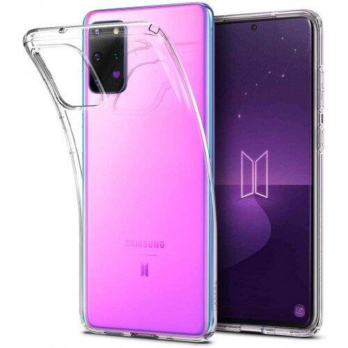 Spigen Liquid Crystal Case - Galaxy S20 Plus
