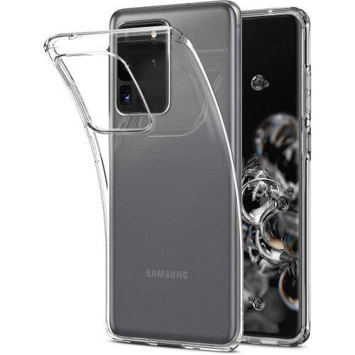 Spigen Liquid Crystal Case - Galaxy S20 Ultra