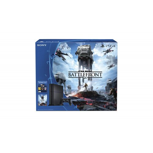 Sony PlayStation 4 500GB Console - Star Wars Battlefront Bundle
