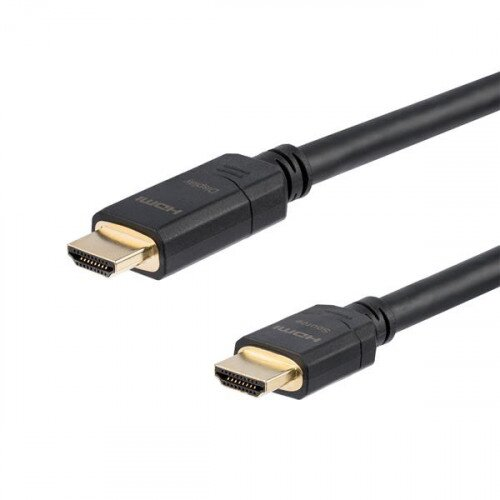 StarTech High Speed HDMI Cable M/M Active CL2 In-Wall 20 m (65 ft)