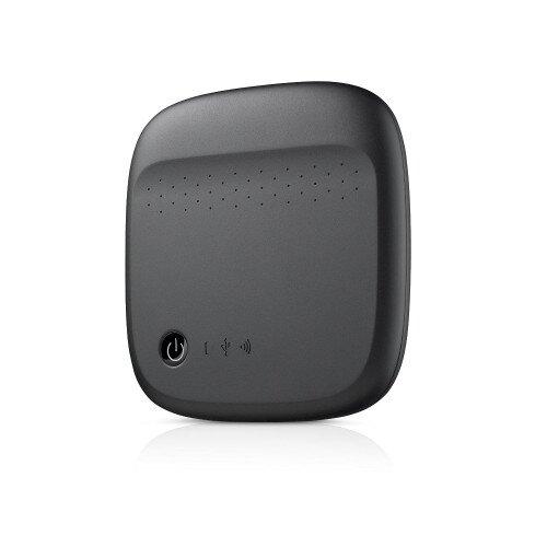 Seagate Wireless Mobile Storage - 500GB - Black