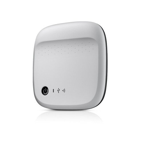 Seagate Wireless Mobile Storage - 500GB - White