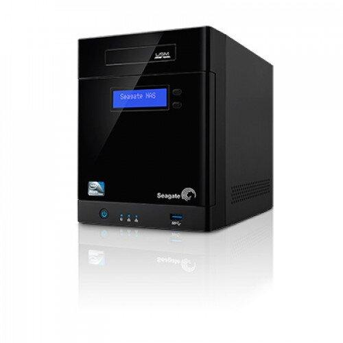 Seagate Business Storage Windows Server 4-Bay NAS - 4TB