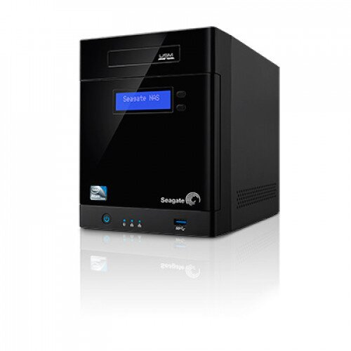 Seagate Business Storage Windows Server 4-Bay NAS - 12TB