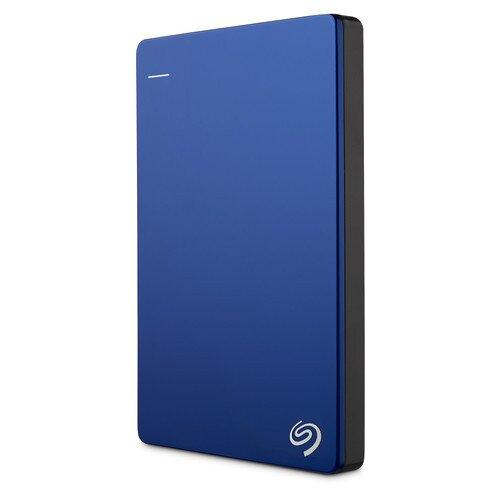 Seagate Backup Plus Slim Portable Drive - 2TB - Blue