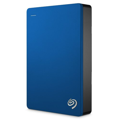 Seagate Backup Plus Portable Drive - 4TB - Blue