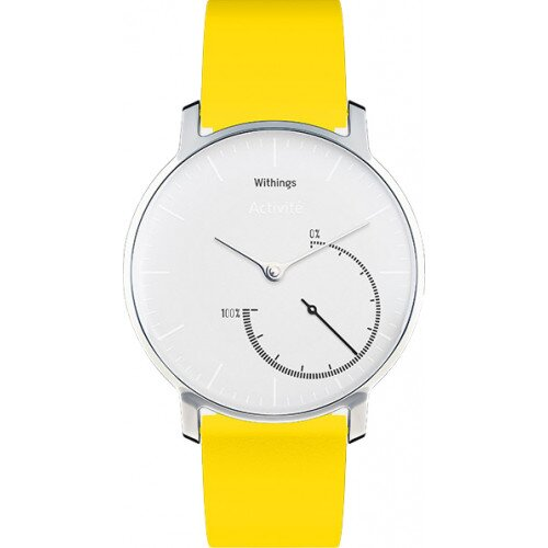 Withings Activite Steel - Vibrant Yellow