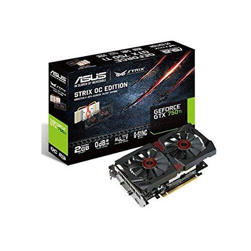 ASUS GeForce GTX 750 Ti OC Edition Graphics Card
