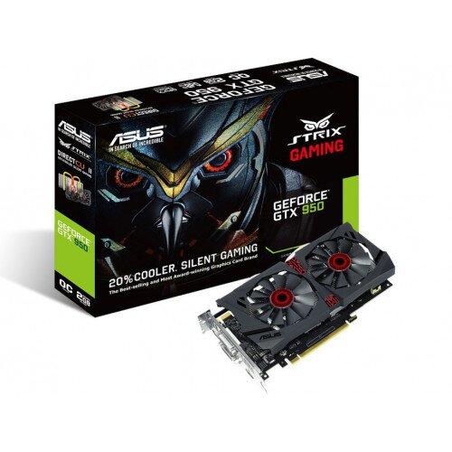 ASUS Strix GeForce GTX 950 Gaming Graphics Card