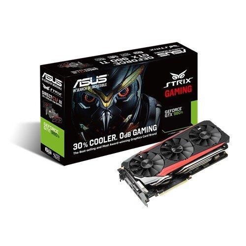 ASUS Strix GeForce GT 980 Ti Gaming Graphics Card