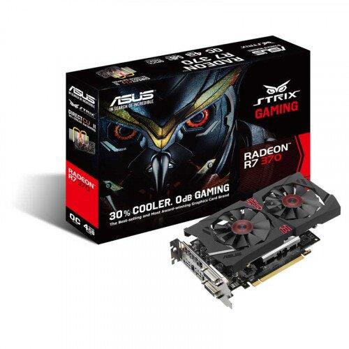 ASUS Strix R7 370 Gaming Graphics Card - GDDR5 4GB