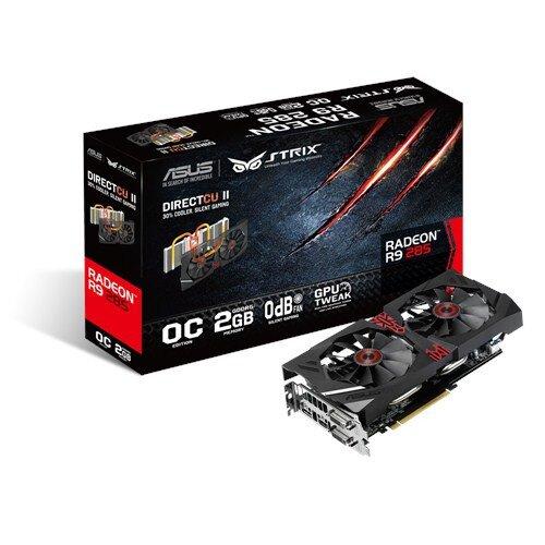 ASUS Strix R9 285 Gaming Graphics Card