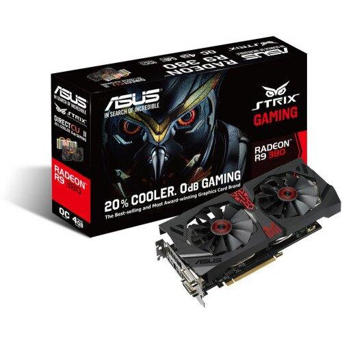 ASUS Strix R9 380 Gaming Graphics Card - GDDR5 4GB