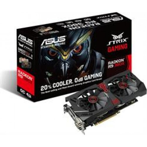 ASUS Strix R9 380X Gaming Graphics Card