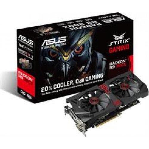 ASUS Strix R9 380X Gaming Graphics Card