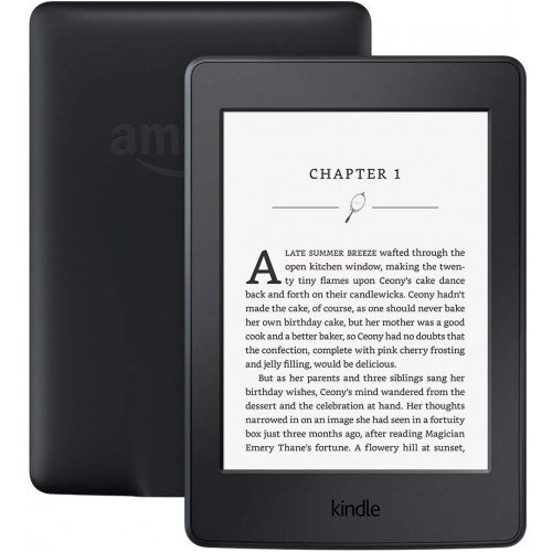 """Amazon Kindle Paperwhite E-reader (Previous Generation - 7th) 6"""" High-Resolution Display (300 ppi) with Built-in Light, Wi-Fi"""