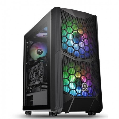 Thermaltake Commander C35 TG ARGB Edition Mid-tower Case with Tempered Glass