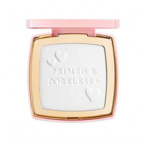 Too Faced Primed & Poreless + Advanced Formula Face Powder