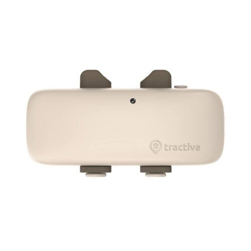 Tractive GPS Tracker for Dogs - Beige