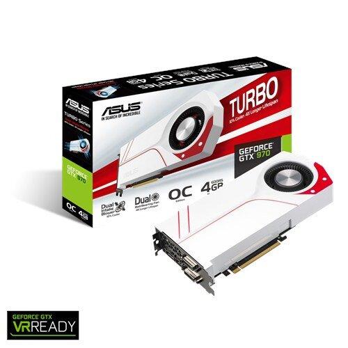 ASUS Turbo GeForce GTX 970 Graphic Card