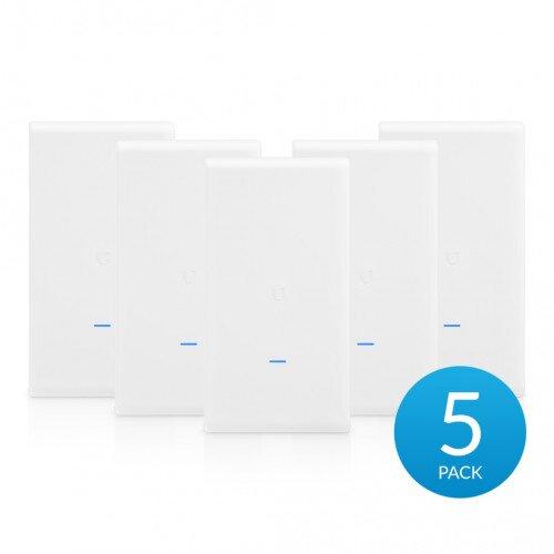 Ubiquiti UniFi AC Mesh Pro AP Dual-Band Access Point - 5-Pack