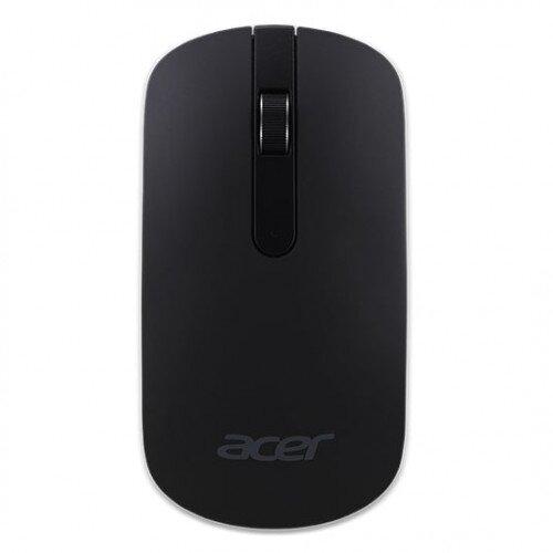Acer Ultra Slim Optical Mouse AMR820 - Black