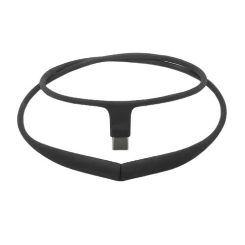Upright Necklace - Black - GO 2 (USB-C connector)
