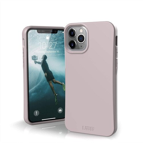 Urban Armor Gear Biodegradable Outback for iPhone 11 Pro Max Case - Lilac
