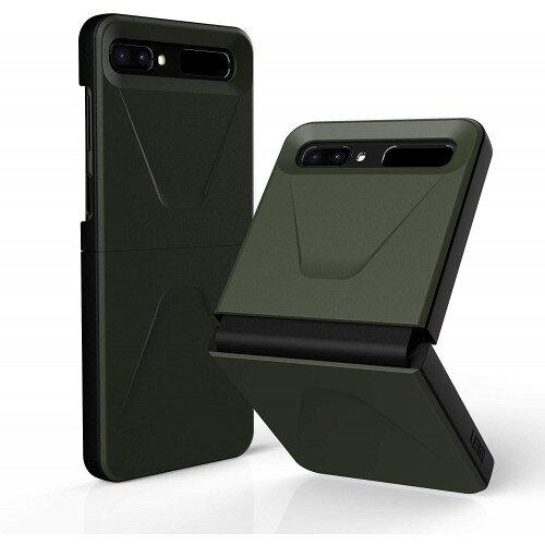 Urban Armor Gear Civilian Series for Samsung Galaxy Z Flip Case - Olive