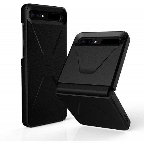 Urban Armor Gear Civilian Series for Samsung Galaxy Z Flip Case - Black