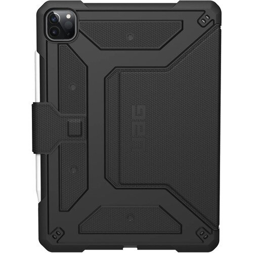 "Urban Armor Gear Metropolis Series Case for iPad Pro 11"" (2nd Gen, 2020) - Black"