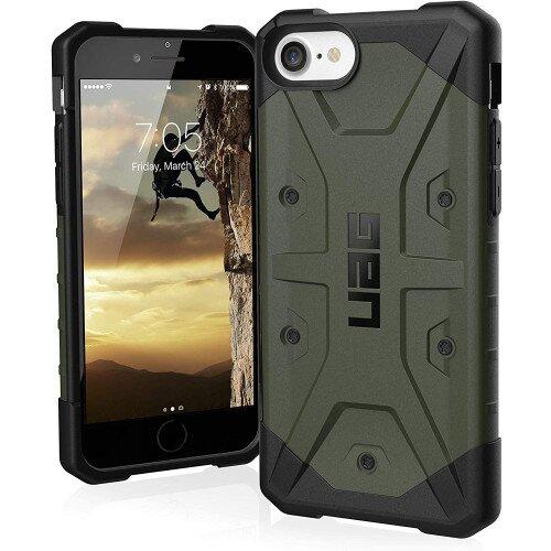 Urban Armor Gear Pathfinder SE Series for iPhone SE Case (2020) - Olive