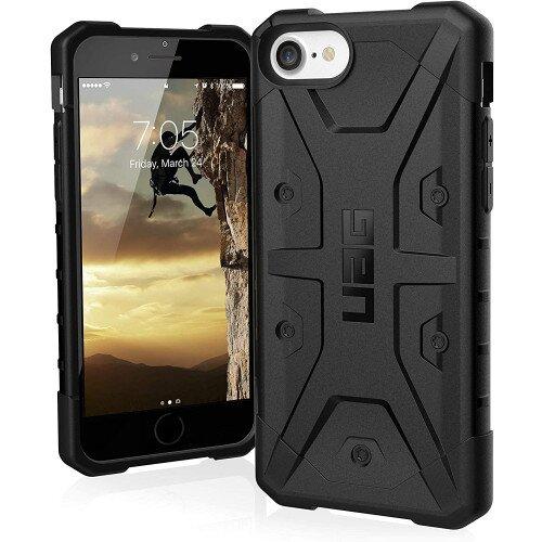 Urban Armor Gear Pathfinder SE Series for iPhone SE Case (2020) - Black