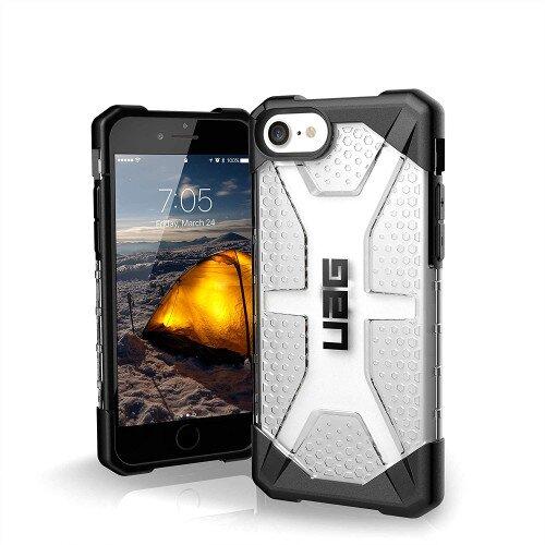 Urban Armor Gear Plasma Series for IPhone SE Case (2020) - Ice