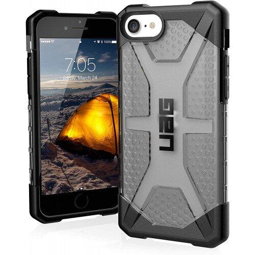 Urban Armor Gear Plasma Series for IPhone SE Case (2020) - Ash