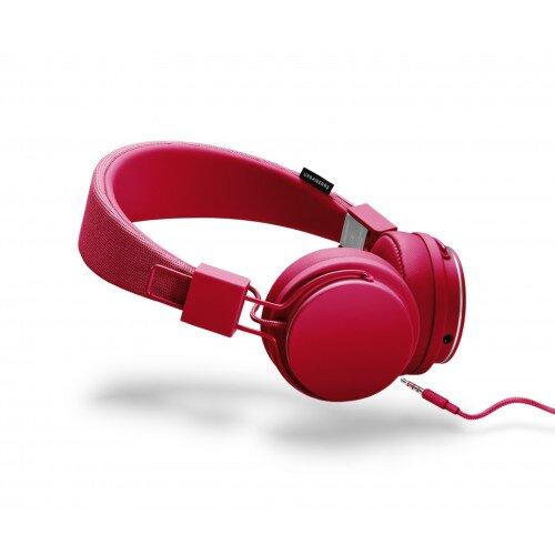 Urbanears Plattan 2 Bluetooth Headphones - Beryl Red