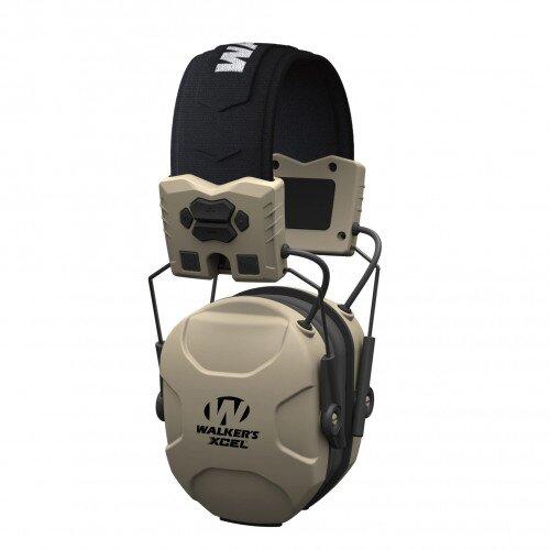 Walkers Game Ear XCEL 100 Digital Electronic Muff W/ Voice Clarity