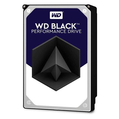 WD Black Performance Desktop Internal Hard Drive - 4TB - 256MB