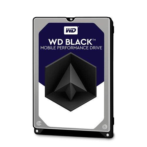 WD Black Performance Mobile Internal Hard Drive - 250GB