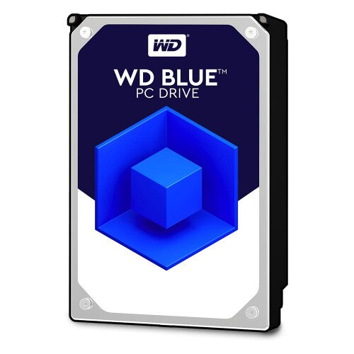 WD Blue PC Desktop Internal Hard Drive - 4TB - 5400RPM
