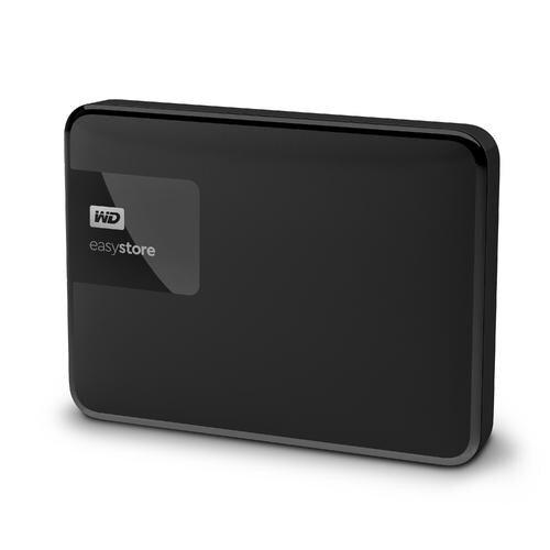WD Easystore Portable