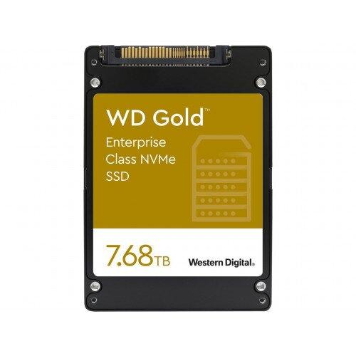 WD Gold Enterprise Class NVMe SSD - 7.68TB