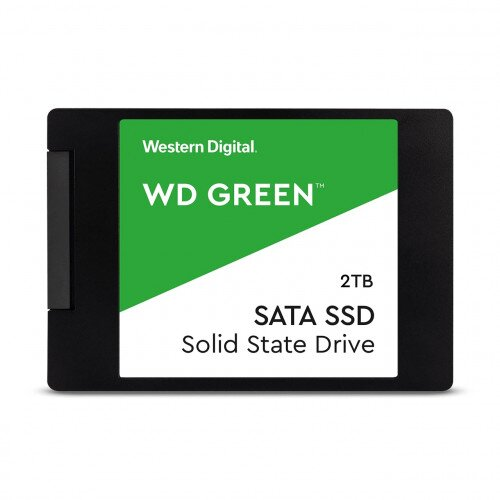 WD Green PC SSD - 2.5 in - 2TB