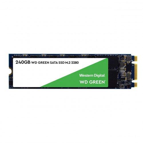 WD Green PC SSD - m.2 2280 - 240GB