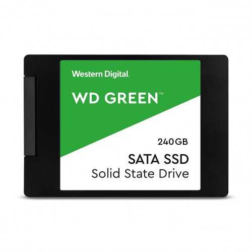 WD Green PC SSD - 2.5 in - 240GB
