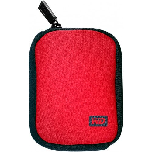 WD My Passport Carrying Case - Red