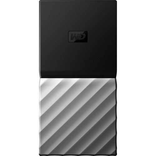 WD My Passport SSD 540 MB/S Portable Storage