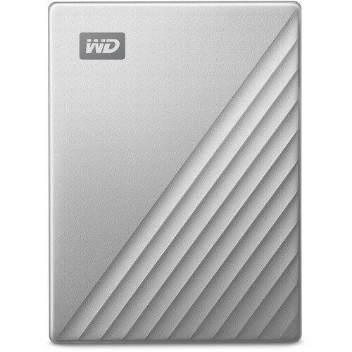 WD My Passport Ultra External Hard Drive for Mac - 4TB